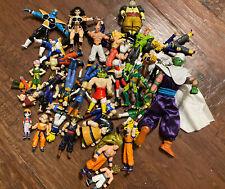 Huge Lot of Dragon Ball Z action 35 figures