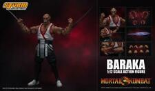 Storm Collectibles Baraka Mortal Kombat VS Series 1/12 Scale
