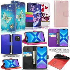 For Huawei Mate 20 Pro - Shockproof Wallet Leather Phone Flip Stand Case Cover