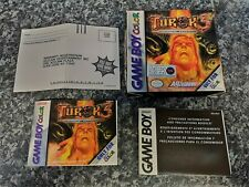 Turok 3 Shadow of Oblivion Gameboy Color Box Only.