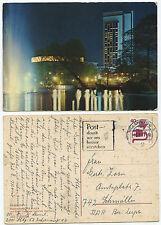 32978 - Hotel Hamburg Plaza und CHH Congress Centrum - AK, gelaufen 15.6.1977