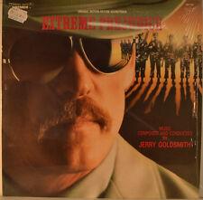 """OST - SOUNDTRACK - EXTREME PREJUDICE - JERRY GOLDSMITH 12"""" LP (M6)"""