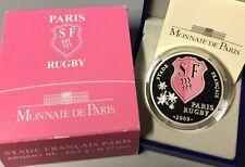 France 2009 Rugby Paris 10 euro Silver Proof Stade Français €