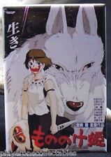 "Princess Mononoke Movie Poster 2"" X 3"" Fridge / Locker Magnet. Anime"