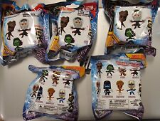 5 x Marvel Guardians of the Galaxy Original Minis Blind Bag Figure packs New