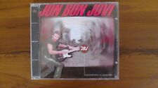 Jon Bon Jovi CD 'Somewhere in America' concert 1997