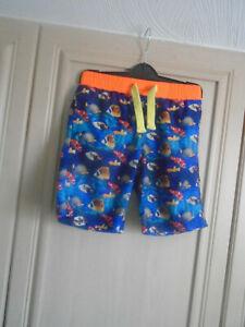 boys lined swim shorts age18-24 months by MINI CLUB