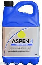ASPEN 4 ALKYLATE PETROL / FUEL 5 LITRE FOR LAWNMOWERS  & GARDEN MACHINERY