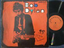 BOB DYLAN The Freewheelin' Bob Dylan / DDR LP 1967 AMIGA PHONOCLUB 840040 mono