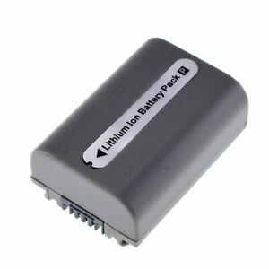 Battery PACK for Sony NP-FP50 Handycam DCR-DVD92E DCR-DVD105 DCR-DVD105E 1150mAh