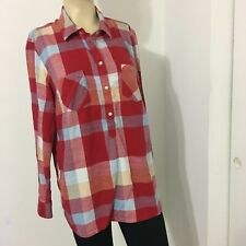 Merona women's clothing blouse Size XXL Long Sleeve 100% cotton Good condition