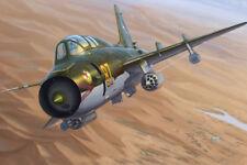 Quickboost 1//48 Sukhoi Su-17M4//Su-17UM3 Escadre clôtures # 48810