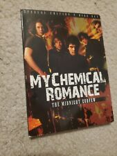My Chemical Romance - The Midnight Curfew  DVD 2-Discs Multiple Formats Rare