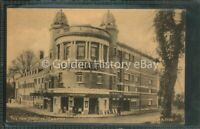 VINTAGE THE NEW THEATRE CARDIFF WALES WELSH POSTCARD UNPOSTED