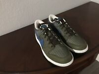 brand new f47b3 df670 Nike Dunk Low Premium 9.5 Style Army OliveMilitary Blue Brand New