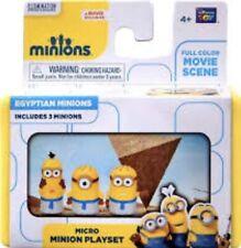 Minions Movie Micro Egyptian Minion Playset 💐 New