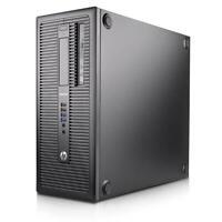 HP Elite 800 G1 Tower Intel i3-4130 3.4GHz 8GB 120GB SSD DVD Windows 10 Pro WIFI