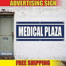 Medical Plaza Banner Advertising Vinyl Sign Flag clinic doctor health care open