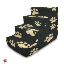 New listing Pet Dog 4 Steps/Stairs Foam For High Beds Made In Usa 18 Inch