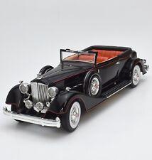 Anson 30397 Packard Cabriolet Oldtimer Bj.1934 in schwarz 1:18, X001