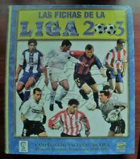 Liga 2002-03 Mundicromo. Pide Tus Faltas (Ver lista y precios)