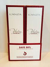 Lanza Color Care Preserving Shampoo 10.1oz & Conditioner 8.5oz Gift Set