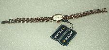 Pulsar / Seiko Ladies Solar Watch Model PEX 462 Silver / Gold Tone - Free Ship
