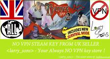 Banner Saga 2  Steam key NO VPN Region Free UK Seller