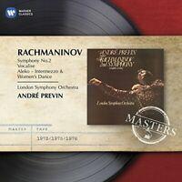 Andre Previn - Rachmaninov: Symphony No 2 - EMI Masters [CD]