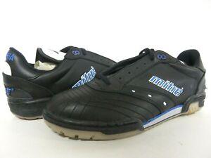 NOS Vintage Mitre Furia |55-3441-2 Black| Everyday Shoe Men's Size 10
