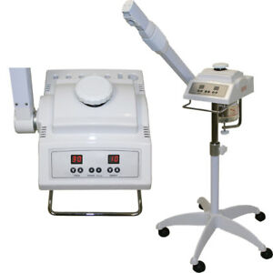 New Aromatherapy Digital Herbal Ozone Facial Steamer Spa Beauty Salon Equipment