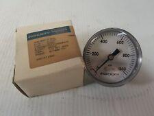 Ashcroft 25W1005 1000PSI Pressure Gauge