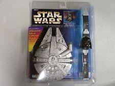 Star Wars Collector Timepiece Darth Vader Watch w/Millennium Falcon Case