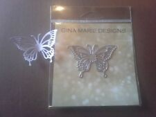 Butterfly by Gina Marie - BRAND NEW - like quickutz sizzix cuttlebug spellbinder