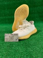 """*** PRE-OWNED *** Adidas Yeezy Boost 350 V2 """"Cream White"""" Mens Size 5.5"""