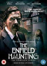 The Enfield Haunting DVD (2015) Timothy Spall, Nyholm (DIR) cert 15 ***NEW***