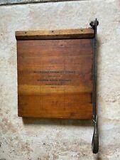 No. 2 Kodak Trimming Board. Vintage.