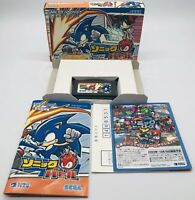 Nintendo Game Boy Advance GBA Sonic Battle Japan Edition US Seller
