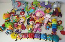 12Pc Lamaze Bundle. Baby toys, fisher price sensory Activity Pram Toys mamas