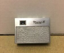 Vintage Whittaker Micro 16 Subminiature Film Camera