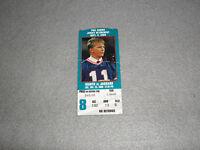 2000 New York NY Giants Jacksonville Jaguars NFL Game 8 Ticket Stub NJ Stadium