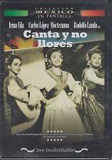 DVD - Canta y No Llores NEW Collecion Mexico En Pantalla FAST SHIPPING !