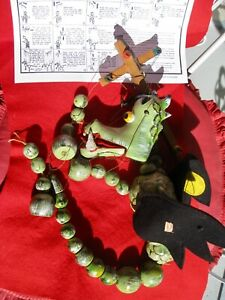 MOTHER DRAGON Marionette Vintage Pelham Puppets  Puppeteers of America