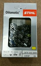 "STIHL 33RSF84 Rapid Super FULL SKIP Chain Fits 3/8 .050  25"" MS391 MS441 MS461"