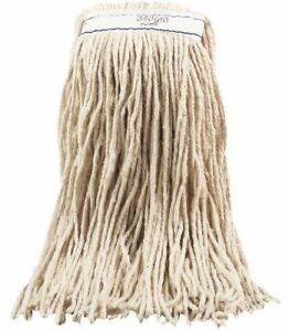 PACK OF 5 - 16oz (450 gms) Cotton Kentucky Mop Head