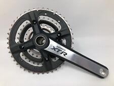 Shimano XTR FC-M970 10-Speed Triple 44/32/22 175mm MTB Crank RIGHT SIDE DISPLAY