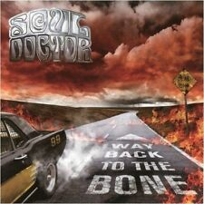 SOUL DOCTOR - Way Back To The Bone CD
