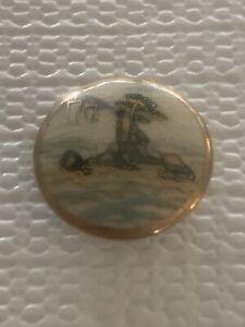 antique satsuma button