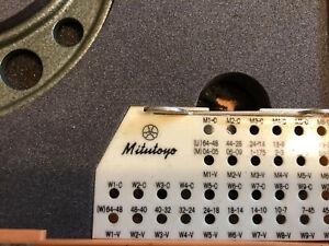 Mitutoyo 126-128 Screw Thread Micrometre, Range 75-100 mm