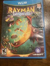 Rayman Legends (Nintendo Wii U, 2013) Complete